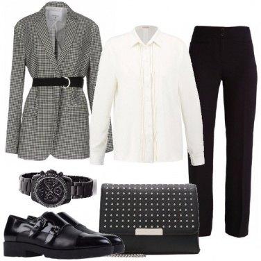Outfit Ispirazione maschile