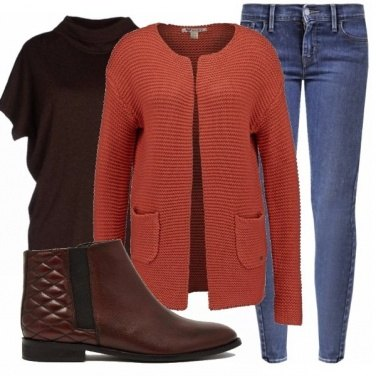 Outfit Casual e di tendenza!