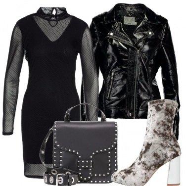 Outfit Stivaletti particolari