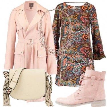 Outfit Richiami boho