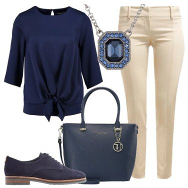 Outfit Intramontabile blu