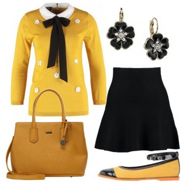 Outfit Scolaretta