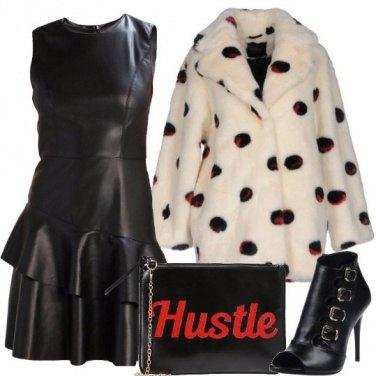 Outfit Crudelia moderna