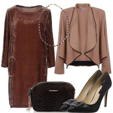 Outfit Tessuti preziosi
