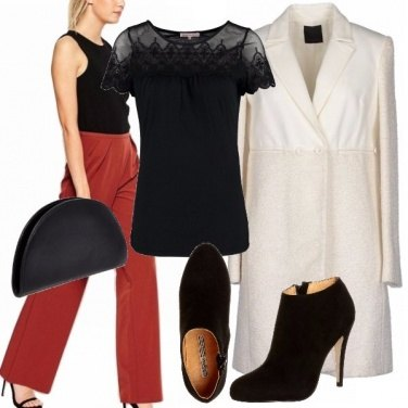 Outfit Serata di tendenza