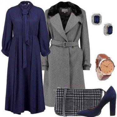Outfit La pochette in velluto