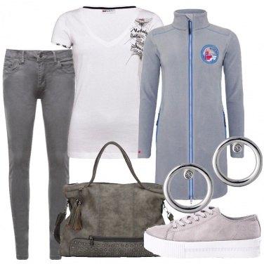 Outfit Giornata grigia