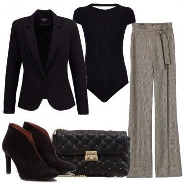 Outfit Pantaloni particolari