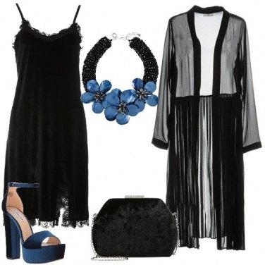 Outfit Da gran sera
