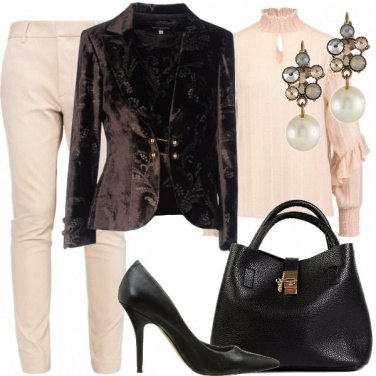Outfit Soffice velluto
