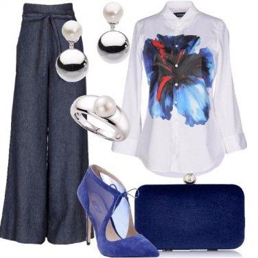 Outfit La nuova eleganza del denim
