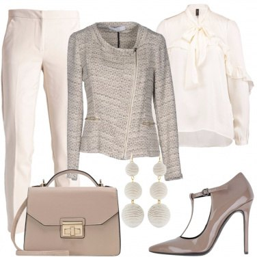 Outfit Delicata con classe