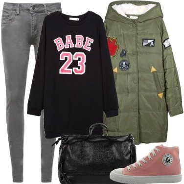 Outfit Freddo urbano