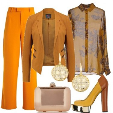 Outfit Cerimonia trendy