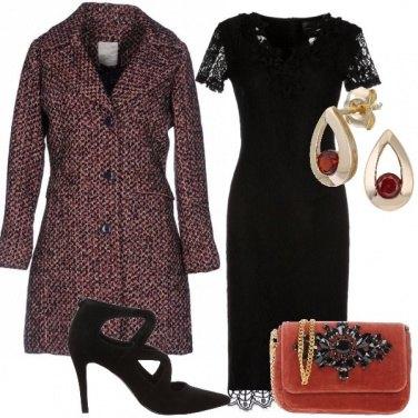 Outfit Il velluto nella borsetta