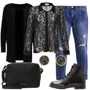 Outfit Aperitivo in città