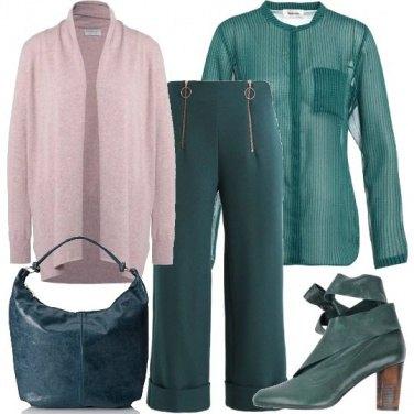 Outfit Abbinamento di colori