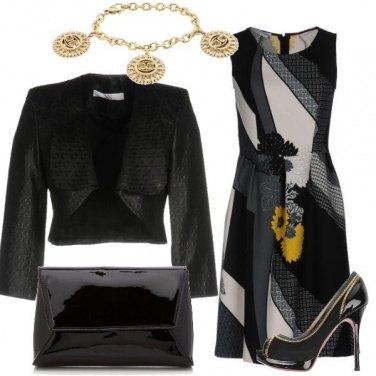 Outfit Non solo nero