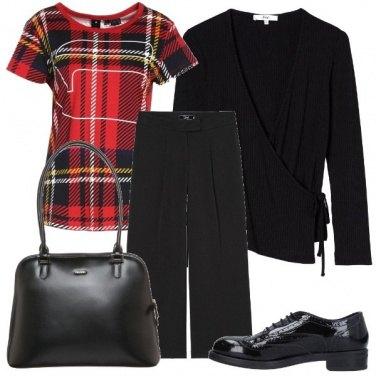 Outfit Neroquadri