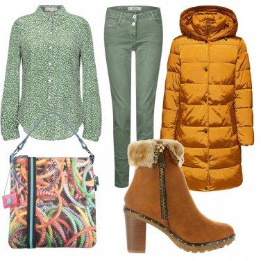 Come abbinare la borsa a mano arancione: 341 Outfit Donna