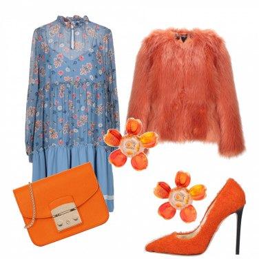 Come abbinare gli orecchini arancioni: 492 Outfit Donna