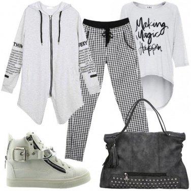 Outfit Scritte d\'appertutto