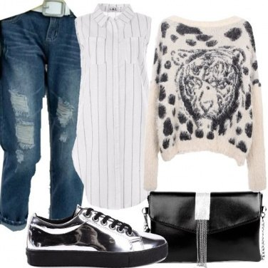 Outfit Urban grintoso
