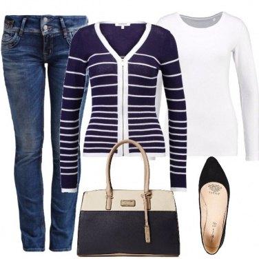 Outfit Comoda e bella