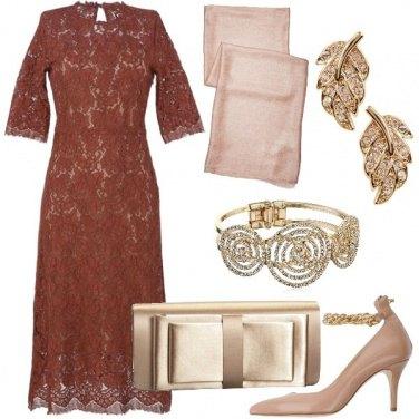 Outfit Pizzo per la cerimonia