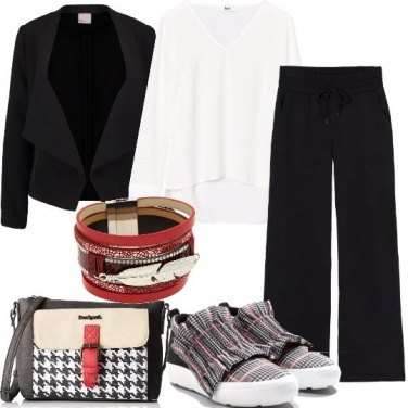 Outfit Le sneakers basse senza lacci