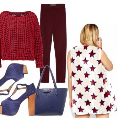 Outfit Usa inspired