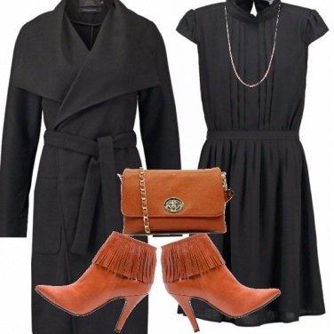 Outfit Scaldare il nero