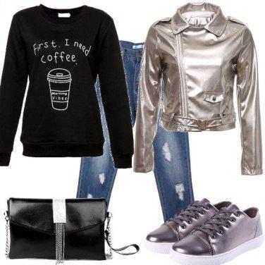 Outfit Pausa caffè
