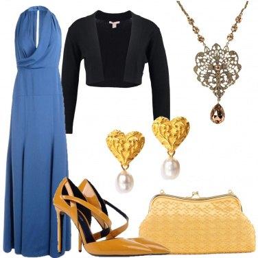 Outfit Di festa vestita