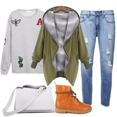 Outfit Toppe Urban