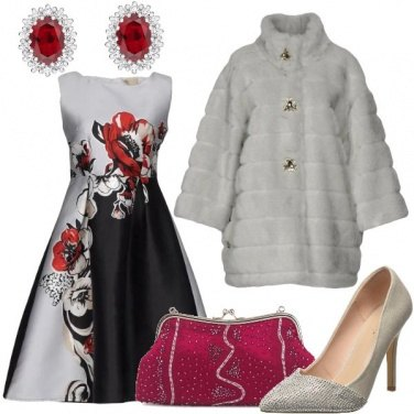 Outfit Grigio chiaro