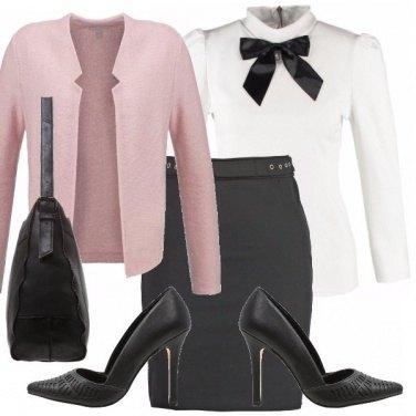 Outfit La signora bon ton
