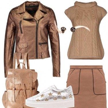 Outfit Colori laminati