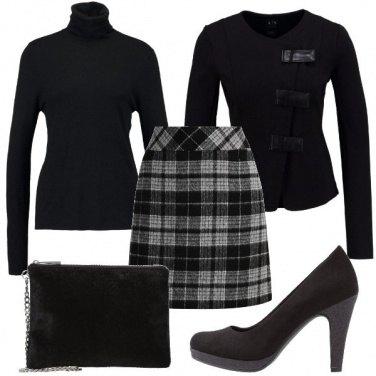 Outfit Focus minigonna