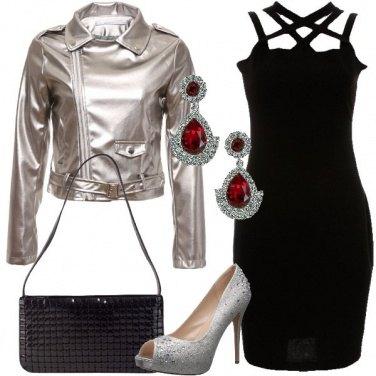 Outfit Come un diamante