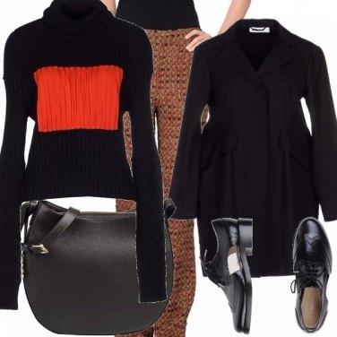 Outfit Ruggine melange
