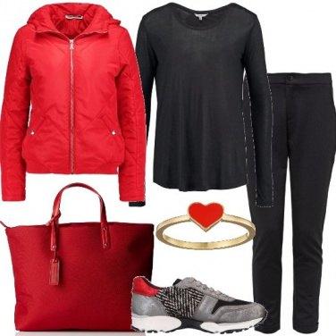 Outfit Dettaglio laminato