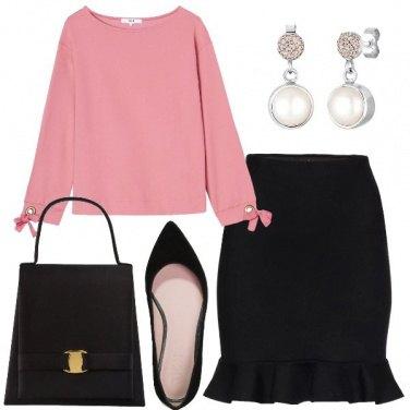 Outfit Una serata bon ton