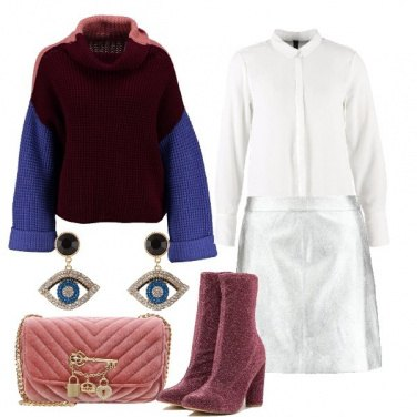 Outfit Il maxi pullover