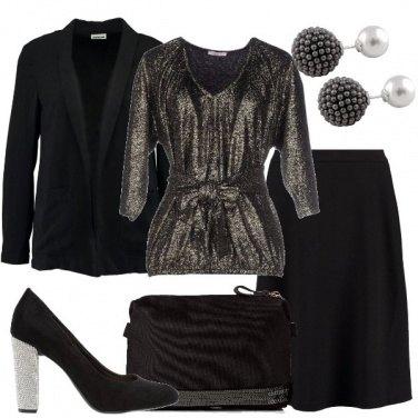 Outfit Lamè