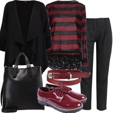 Outfit La stringata lucida