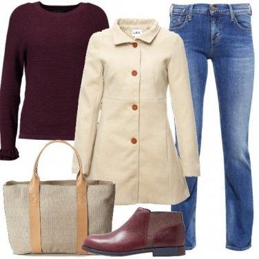 Outfit Un cappotto delizioso
