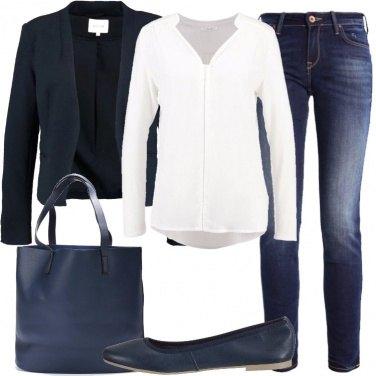 Outfit Semplicità a piccoli prezzi