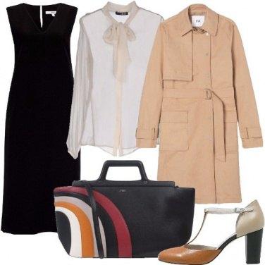 Outfit Vintage bon ton
