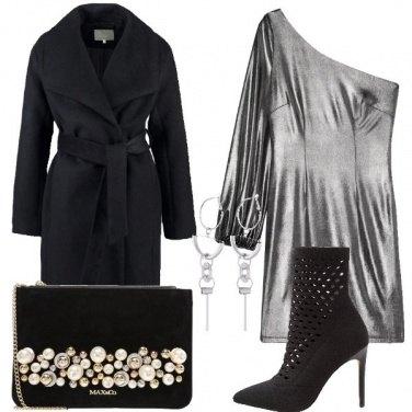 Outfit Il vestito laminato